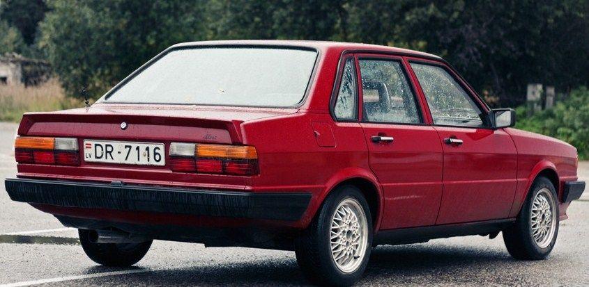 Audi 80 1980 i