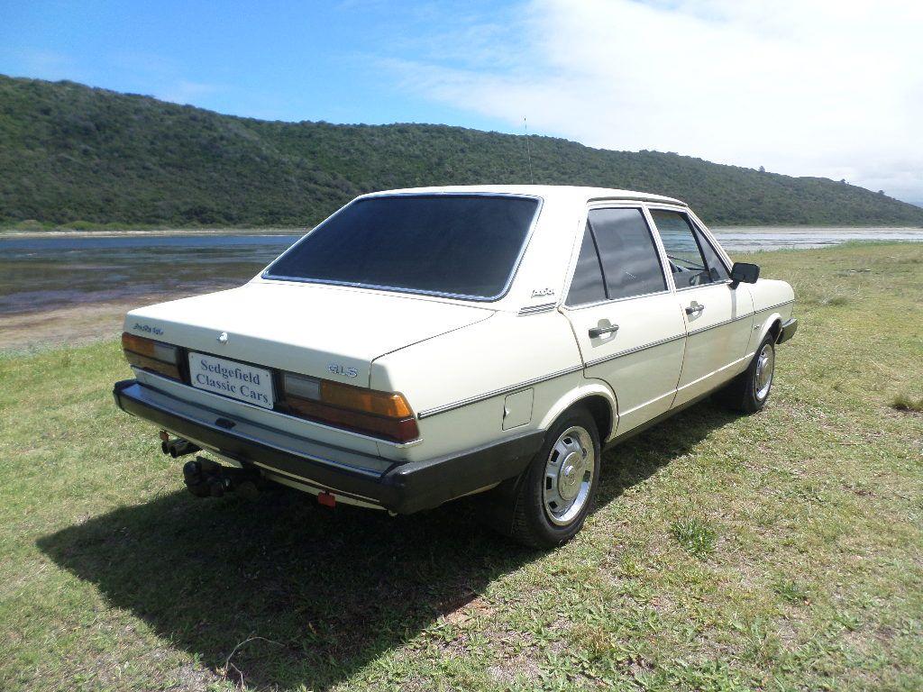 Audi 80 1980 sedgeclasscars