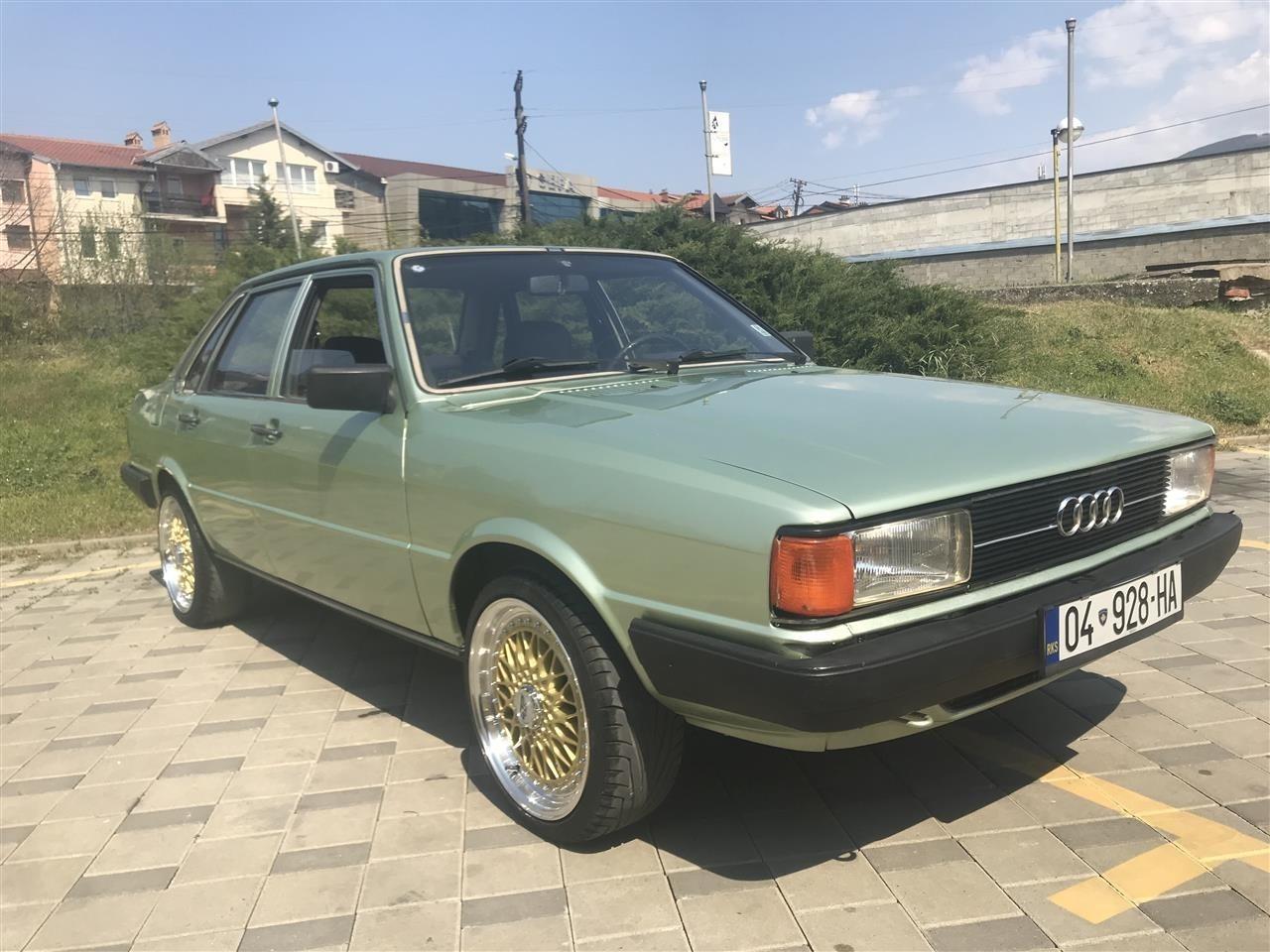 Audi 80 1981 listing