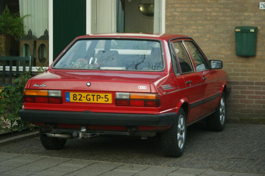 Audi 80 1983 upload