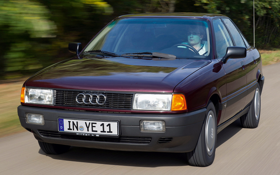 Audi 80 1986 carpixel