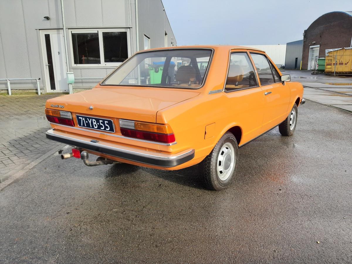 Audi 80 3p 1977 autofirst