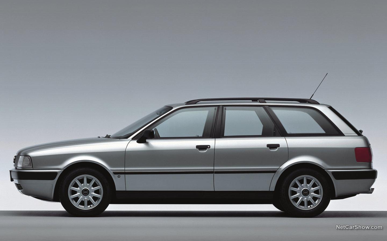 Audi 80 Avant 1991 052468a6