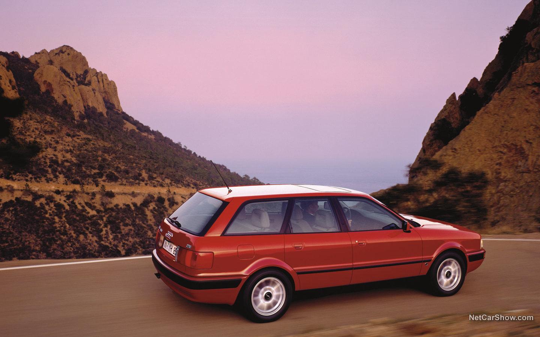 Audi 80 Avant 1991 dd6be837