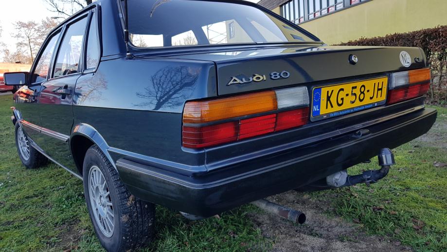 Audi 80 CL 1983 heideveldclassiccars nl audi-80-cl-1983_65_3