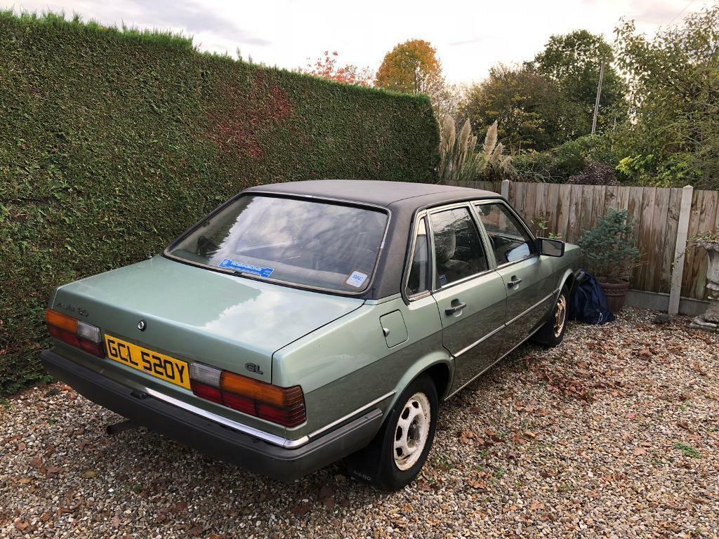 Audi 80 GL 1983 i