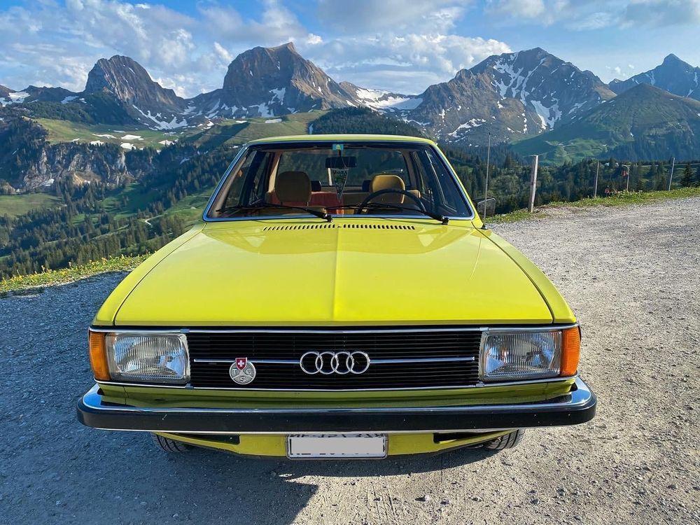 Audi 80 GLS 1977  ricardo ch collector-audi-80-gls-1977