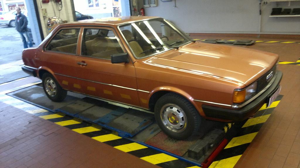Audi 80 GLS 1979 live