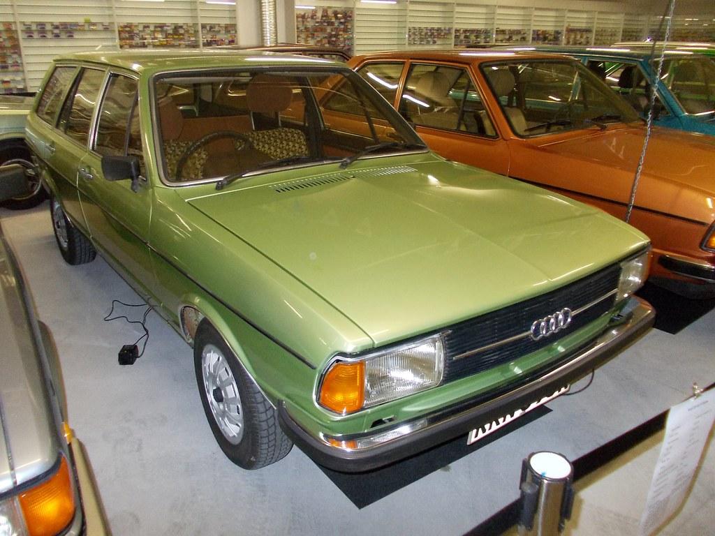 Audi 80 GLS Estate 1977 15563245010_e02a82a9f7_b