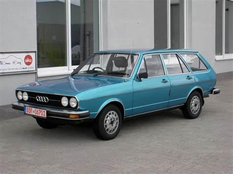 Audi 80 GLS Estate 1977 forum