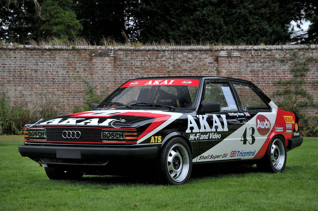 Audi 80 GTE 1980 live