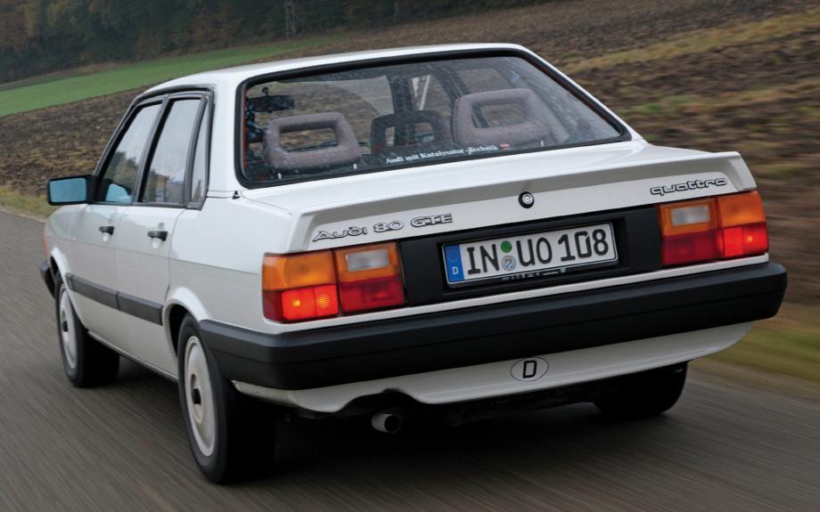 Audi 80 GTE Quattro 1984 carpixel