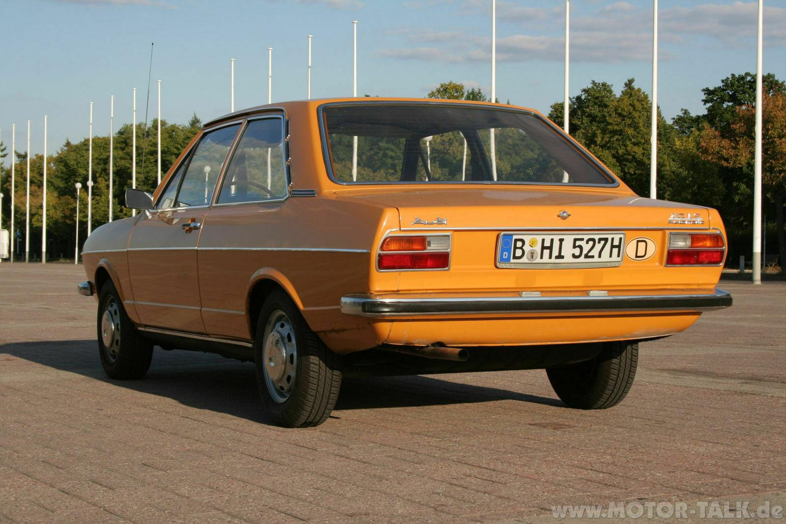Audi 80 L 1973 motor-talk