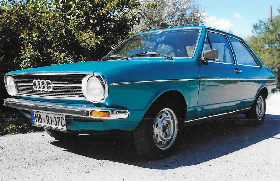 Audi 80 L 1976  bolha com oldtimer-audi-80-l-1976-slika-17580106