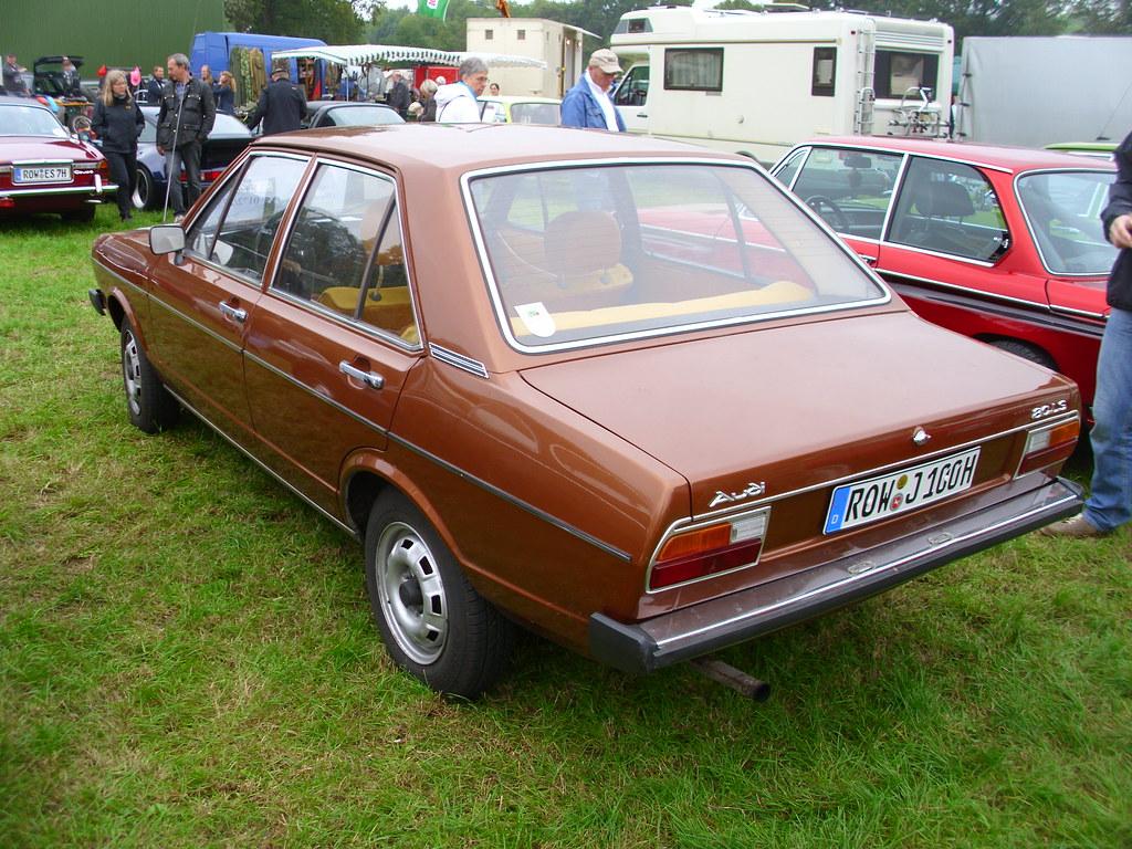 Audi 80 LS 1976 c2