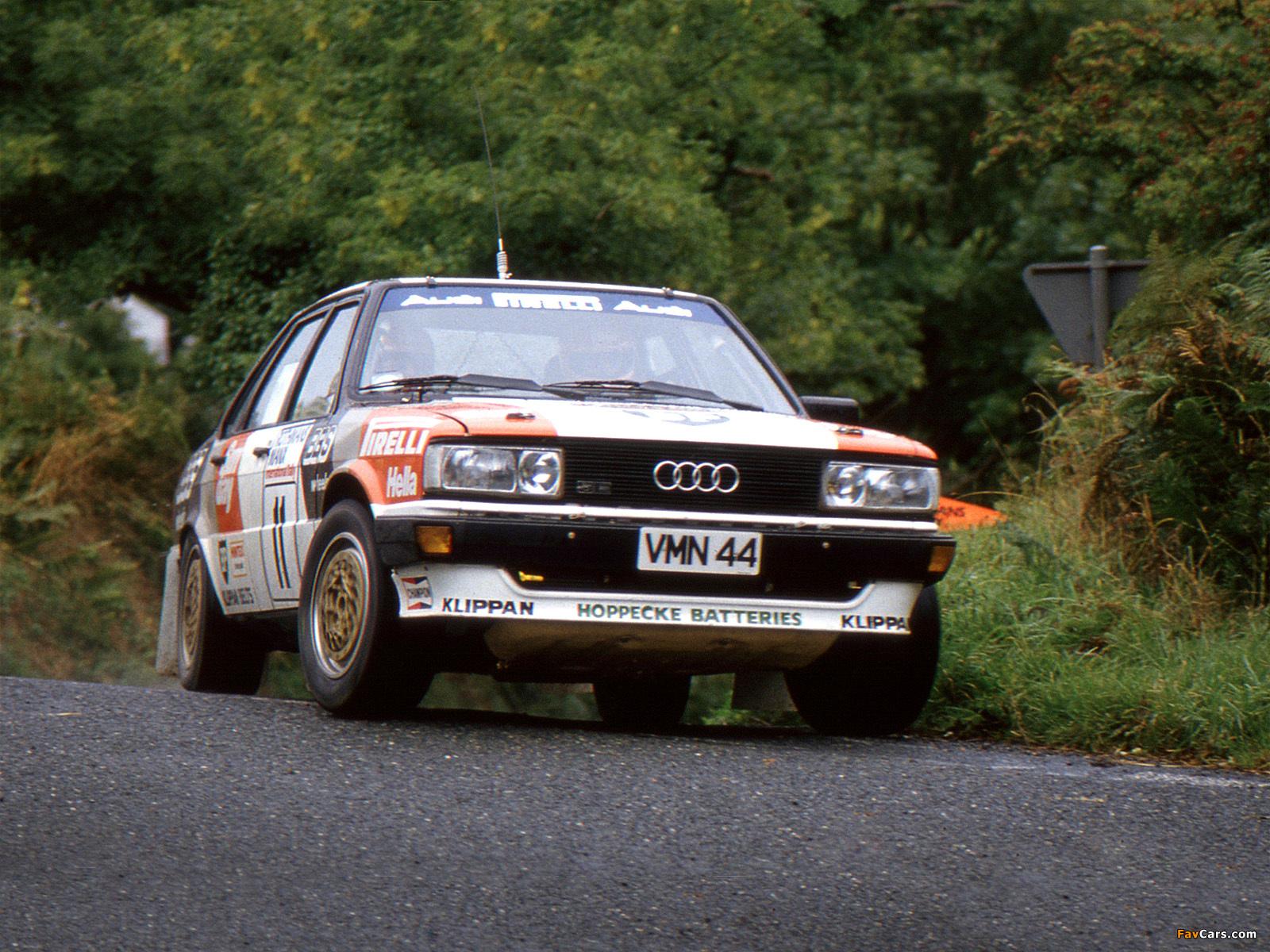 Audi 80 Quattro 1983 favcars com audi_80_1983_pictures_2