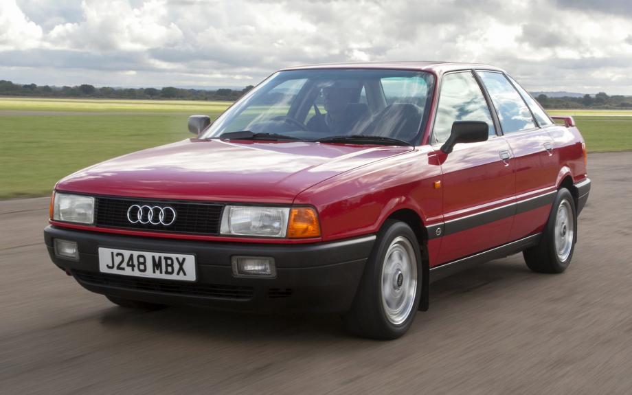 Audi 80 UK 2004 carpixel