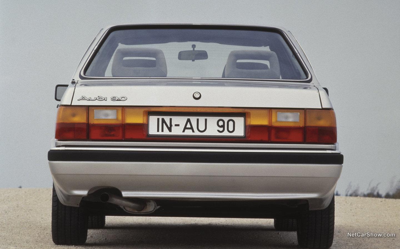 Audi 90 1987 8921c7b8