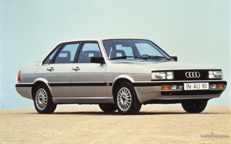 Audi 90 1987 d15261c2