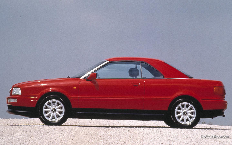 Audi 90 Cabriolet 1992 2d3ae2c1