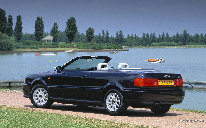 Audi 90 Cabriolet 1992 62fa7944