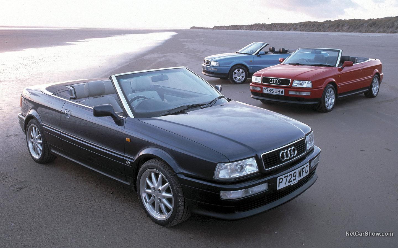 Audi 90 Cabriolet 1992 9979c3d9