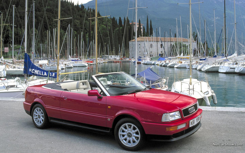 Audi 90 Cabriolet 1992 d5a46754