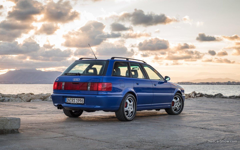 Audi 90 RS2 Avant 1992 1c9500b9