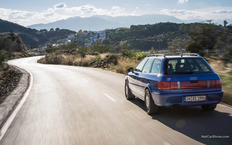 Audi 90 RS2 Avant 1992 ae746986
