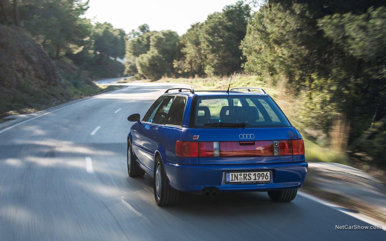 Audi 90 RS2 Avant 1992 e9588210