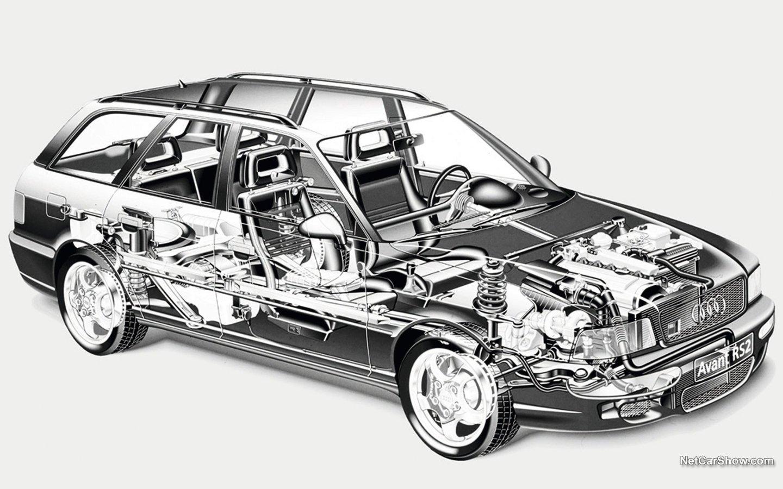 Audi 90 RS2 Avant 1992 ff5c6159