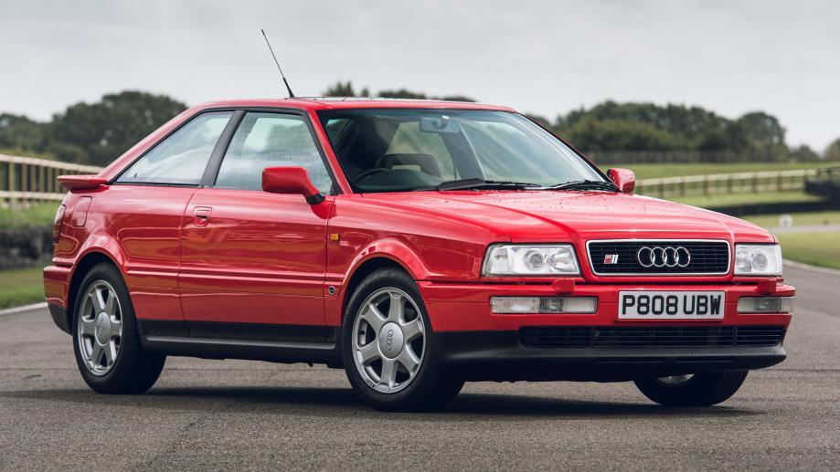 Audi 90 S2 Coupe UK 1990 carpixel