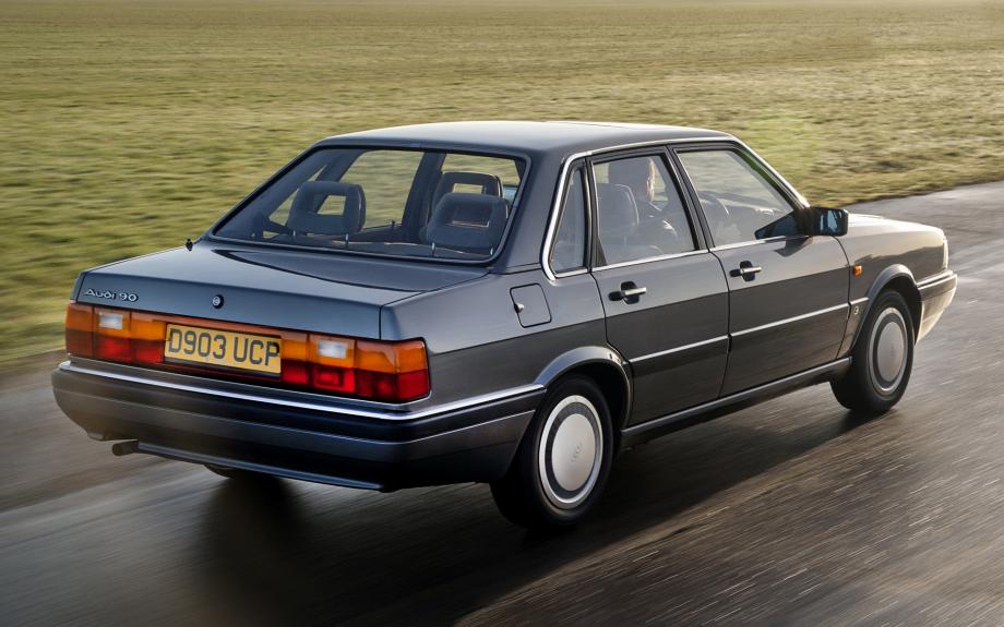 Audi 90 UK 1984 carpixel
