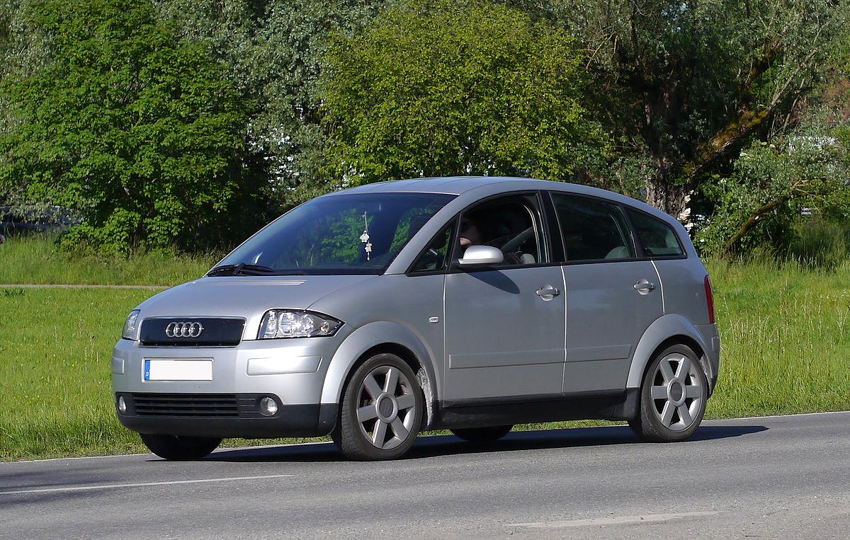 Audi A2 1990 de