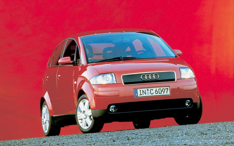Audi A2 1999 001b1a62