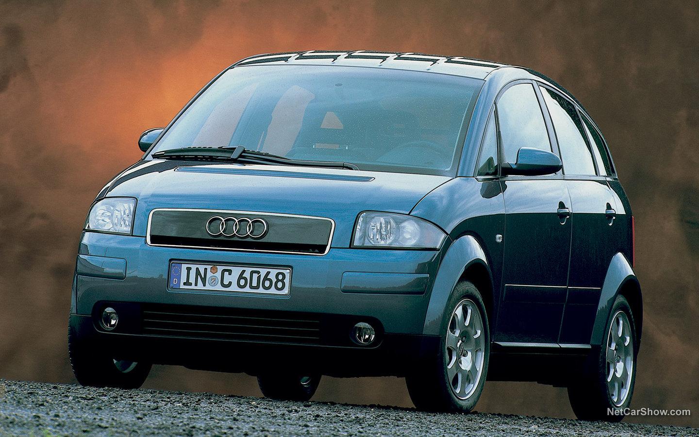 Audi A2 1999 710a0bed