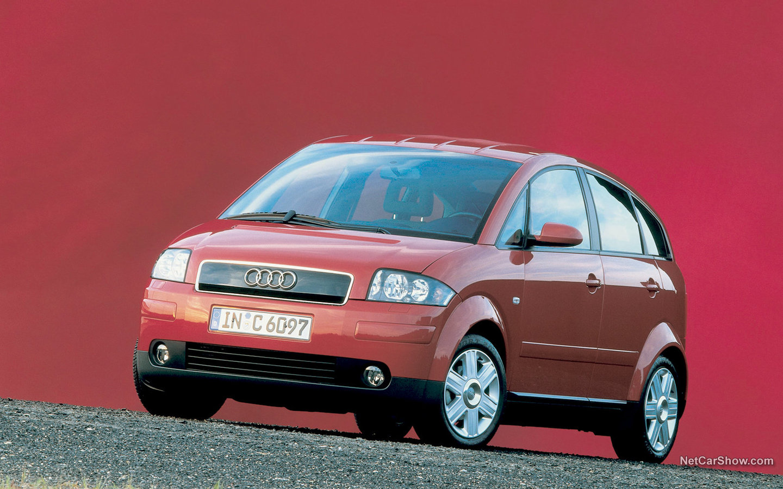 Audi A2 1999 746740ac