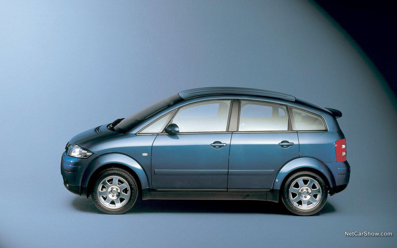 Audi A2 1999 f3dbcec0