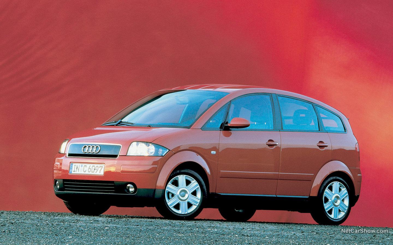 Audi A2 1999 f6901c11