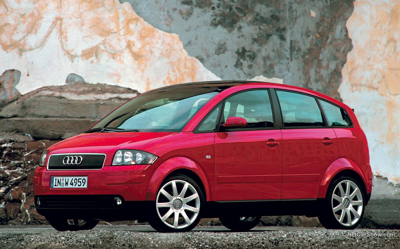 Audi A2 2002 23110b3f