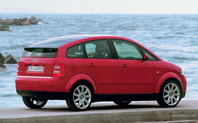 Audi A2 2002 234e9d98