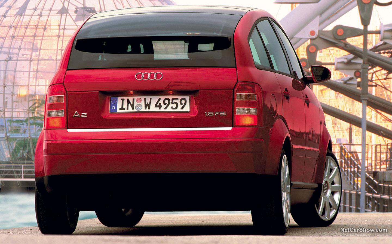Audi A2 2002 7fffc002
