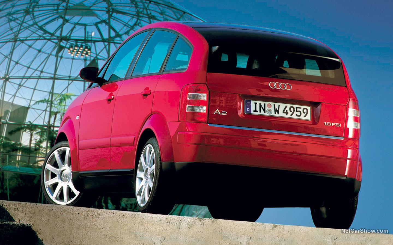 Audi A2 2002 adb406c0
