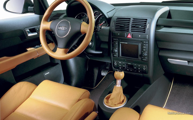 Audi A2 2002 b71ecf59