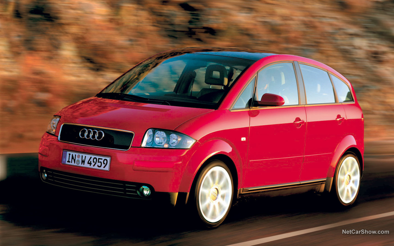 Audi A2 2002 c6059323