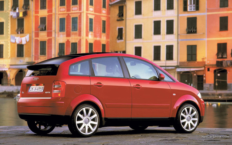 Audi A2 2003 108a6d76