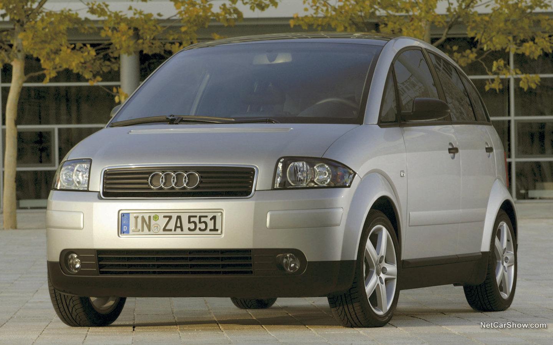 Audi A2 2003 32643979