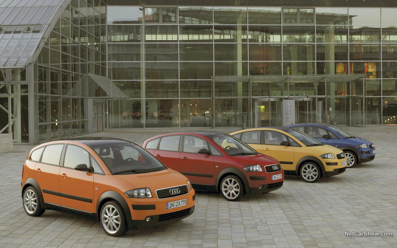 Audi A2 2003 32a65450