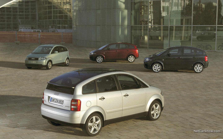 Audi A2 2003 374842ab