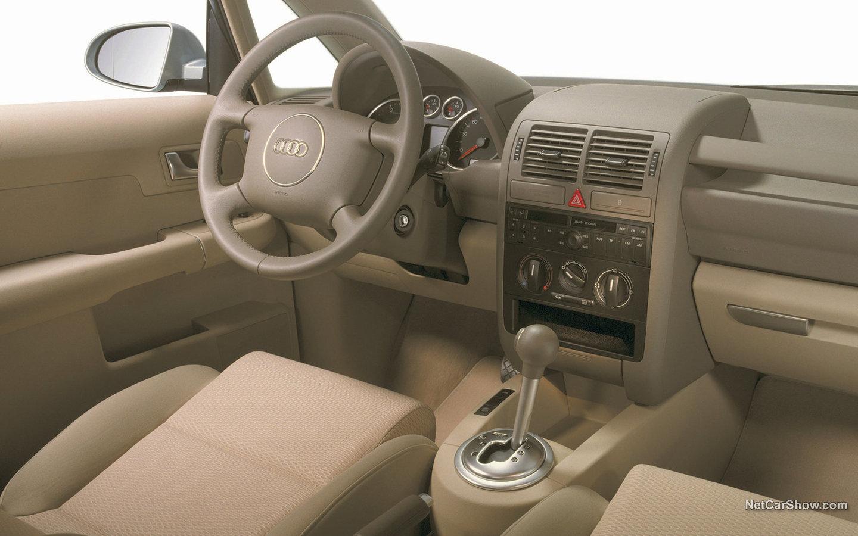Audi A2 2003 52405afa